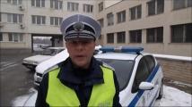 Пътна полиция: Бъдете внимателни! Пътищата в страната са хлъзгави