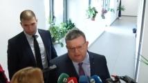 Цацаров: Някои очевидно искат да изкарат Иванчева жертва на правосъдието
