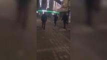"""Жена вандалства на прясно ремонтираната улица """"Граф Игнатиев"""""""