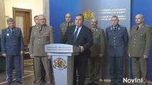 Каракачанов: Нашата задача е да изхраним българския войник