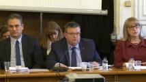Цацаров: Съдът не приема законите, а ги прилага