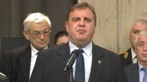 Каракачанов: Цялото българско общество е длъжно на българските полицаи