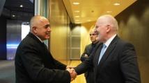 Борисов в Брюксел: Най-оптимално би било влизането в Шенген по въздух