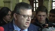 Цацаров: Таен арест няма