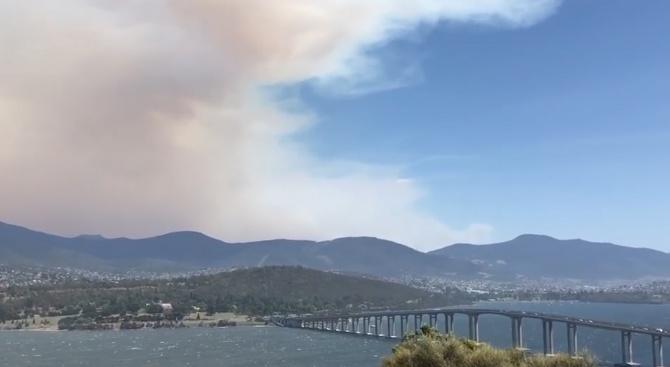 Горещини в Югоизточна Австралия може да предизвикат пожари