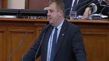 Каракачанов: Ако купим F-16, ще имаме най-модерния самолет на Балканите