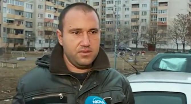 Мъжът, който беше задържан за агресия към полицай, с различна версия за инцидента