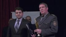 Шефът на пожарната в Пазарджик бе избран за огнеборец на 2018 г.