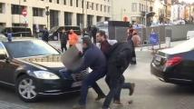 Опит за скок срещу Тереза Мей в Брюксел