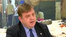 Каракачанов за концепцията му за циганите: Стига се правихме на луди