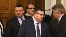 Цацаров за Гебрев: Разследваме опит за убийство