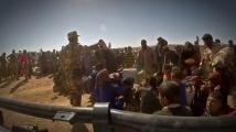 Бежанци задръстиха йорданско-сирийската граница