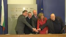 Валидираха юбилейна марка по случай 15-та годишнина от членството ни в НАТО