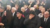 Сърбия се прощава с Шабан Шаулич