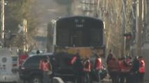 Ужасяваща катастрофа между два влака и кола в Ню Йорк