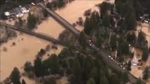 Руска река погна калифорнийци