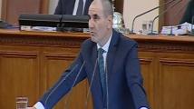Цветанов: Президентът и БСП да спрат да тиражират фалшиви новини. Радев се превръща в Мадуро