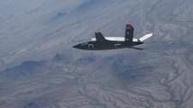 САЩ показаха първия полет на Валкирия