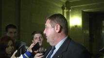 Каракачанов: Парламентът ще остане стабилен, не се притеснявайте
