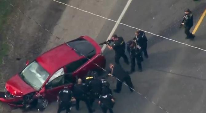Стрелба в Сиатъл, има убити и ранени