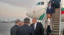 Бойко Борисов пристигна в Букурещ