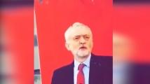 Британски войници са използвали снимка на лидера на Лейбъристката партия за стрелба по мишени