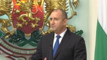 Румен Радев: Германия е наш стратегически партньор, надежден съюзник и дългогодишен приятел