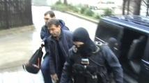 Вижте кадри от ареста на кмета на Чупрене