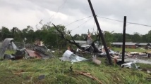 Торнада, бури и наводнения в САЩ: Има загинали