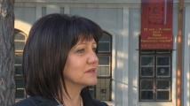 Цвета Караянчева: Трябва да правим закони, които да работят за хората