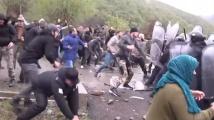 План за ВЕЦ запали гнева на грузински мюсюлмани. Има ранени