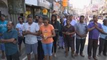 В Шри Ланка почетоха паметта на убитите при атаките