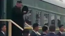 Посрещнаха Ким Чен-ун с хляб и сол в погранично руско селище