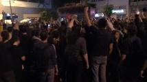 В Истанбул излязоха на протест срещу повтарянето на кметския вот