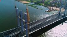В Египет откриха най-широкия висящ мост в света