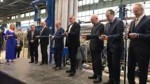 Борисов в нов завод Шумен: Това е реалната индустриализация в страната
