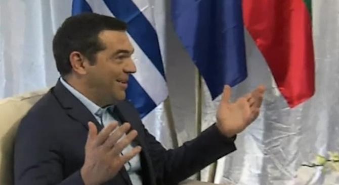 Ципрас: От Гърция много обичат да идват на отдих и почивка в България