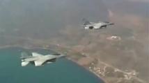 Гръцките ВВС с пръв полет над Северна Македония