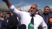 Премиерът откри нова отсечка на АМ Струма