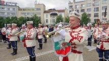 Тържествено празнично шествие по повод 24 май