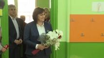 Нинова: Гласувах за една обединена и по-социална Европа