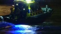 Корабче се преобърна в р. Дунав, 7 са загинали и 19 са в неизвестност