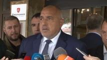 Борисов: Приех оставката на Цветанов, защото това беше и негово решение