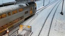 Сняг валя в Австралия