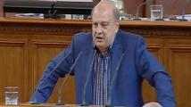Георги Марков към БСП: Недейте да напускате повече парламента