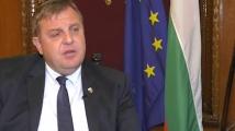 Каракачанов: Като на Сидеров не му харесва коалицията – става, сдава и си заминава