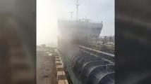 Танкер гръмна в Русия. Загинаха хора