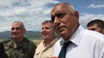 Борисов: С новите изтребители ще пазим и небето над Северна Македония