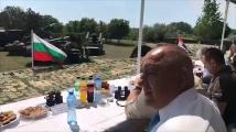 Бойко Борисов коментира пусковете на ракетите: Това летец да не си в момента