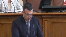 Младен Маринов с още подробности за инцидента в Силистра, при който пострадаха деца при демонстрация на МВР